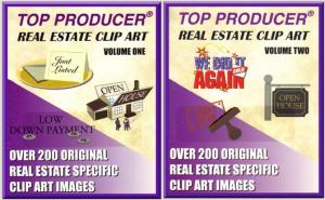 Clip Art For Realtors - Buying Selling Homes